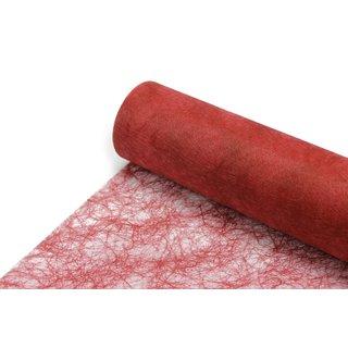 20 M X 30cm Sizoflor Vlies Original Rot Tischläufer Tischba